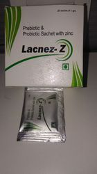 Prebiotic &Probiotic with Zinc sachets