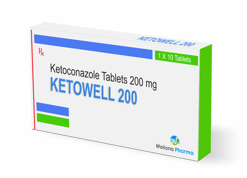 medicine grade ketoconazole tablets packaging type strips rs 70