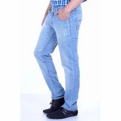 Denim Casual Wear Men's Casual Jeans