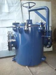 Industrial Fabricated Strainer