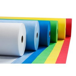 SBPP Non Woven Fabric Rolls - Coloured