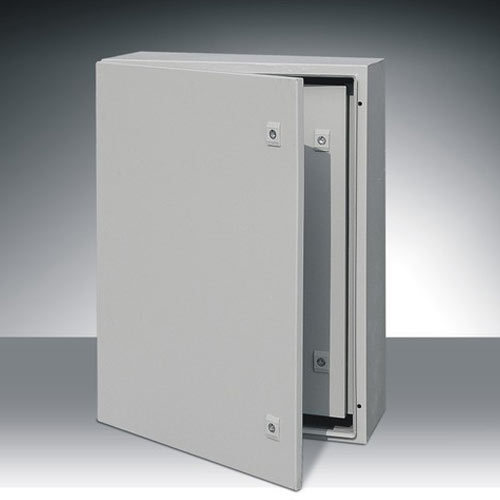 Mild Steel Electric Enclosure, Size/dimension: 20 (l) X 15 (w) X 5 (d)  Inch, | ID: 17362760212
