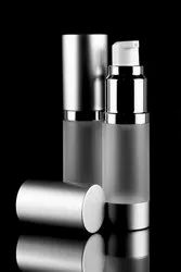 Airless Cosmetic Lotion Bottle