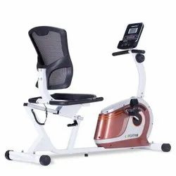 Recumbent Bike With Magnetic Resistance