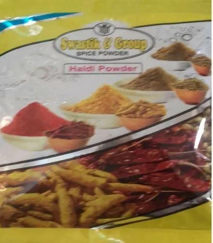 Yellow Turmeric Powder, Haldi, for Spices