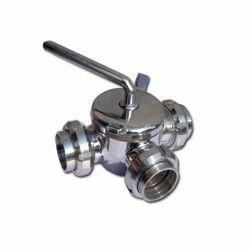 Plug Valves (Dairy Valves)