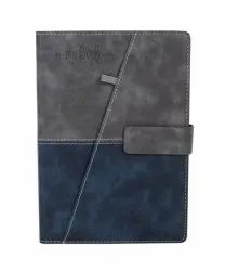 Branded Fordable Executive Diary With Pen Holder