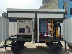 Service BDV Value Improvement Transformer Oil Filtration & Dehydration