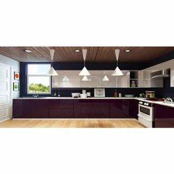 Designer Acrylic Kitchen