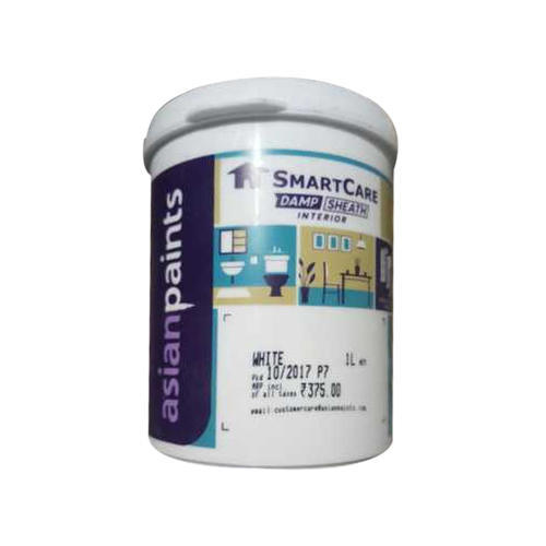 Smartcare Damp Sheath Interior Asian Paints Packaging Type Bucket Rs 350 Piece Id 20360478062