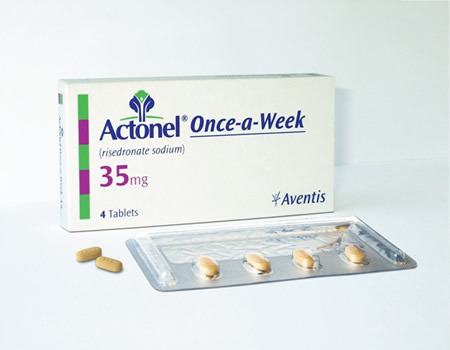 Actonel Risedronate Sodium Tablets