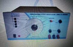 SINE/SQUARE AUDIO OSCILLATOR 20Hz TO 200KHz
