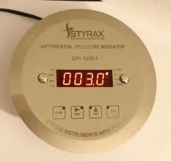 Digital Differential Pressure Indicator