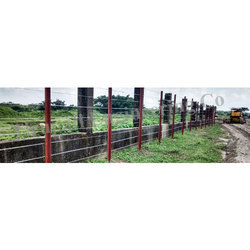 Vacant Land Fencing