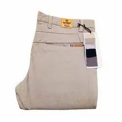 Kayros Fashion Slim Fit Mens Plain Dobby Trousers, Size: 28 To 38