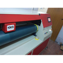 Piezo Rotary Spiral Inkjet Engraver Machine