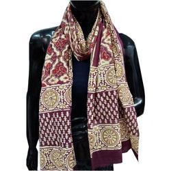 Designer Ladies Printed Stole
