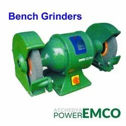 Bench Grinder 6 Inch 0.33 Hp 3 Ph : Poweremco