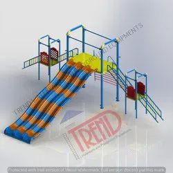 Kid Water Slide