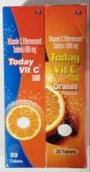VITAMIN C EFFERVESCENT TABLET