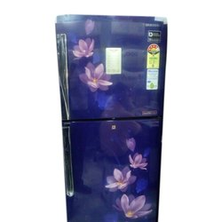 Blue Samsung Refrigerator, Electricity, Number Of Shelves: 4