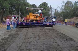 Wet Mixing Paver