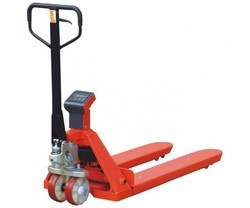 Scale Pallet Truck