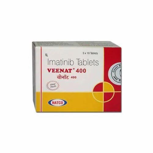Veenat Imatinib 400mg Tablets