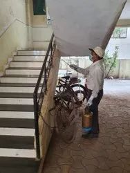 Chemical based Disinfection Spraying Services