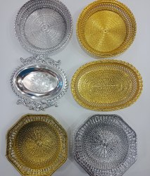 Platters for Dry Fruits and Gifting