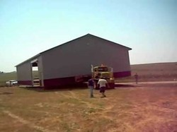 Metal Building Relocation/Transfer Services