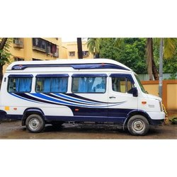 Hire 17 Seater Tempo Traveller Rental Service, Mumbai, Music System