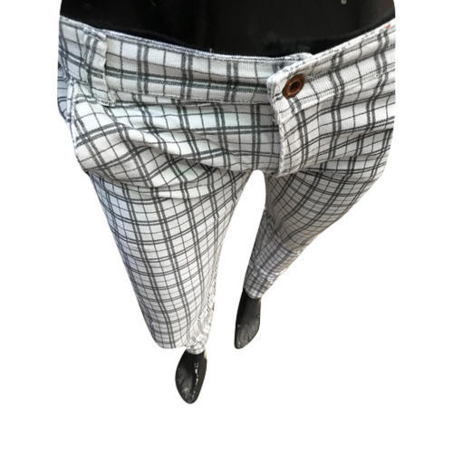 a0c397c13f9f1 Casual Men's Checked Trousers, Size: 32, Rs 350 /piece, Shri Ram ...