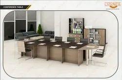 Wooden Modern Office Workstation