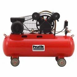 Hulk Lokpal 2-7.5 hp Piston Air Compressor, Discharge Pressure: 10 Bar