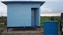 Bio Toilets Van