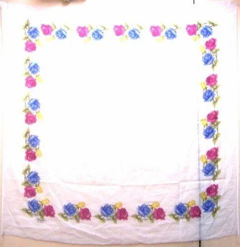 Bandana - Cotton Designer Bandana Exporter from Mumbai