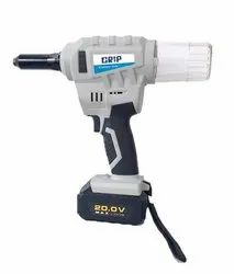 Battery Operated GRIP Riveting Tool