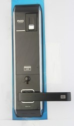 RIOO Biometric Lock, Black