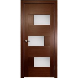 Wood Laminated Wooden Flush Door, Size/Dimension: 7 X 3 Ft