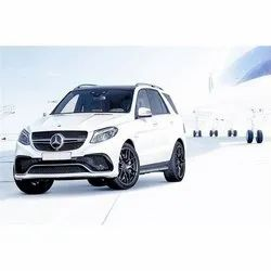 Armoured Mercedes Benz GLE 350 d