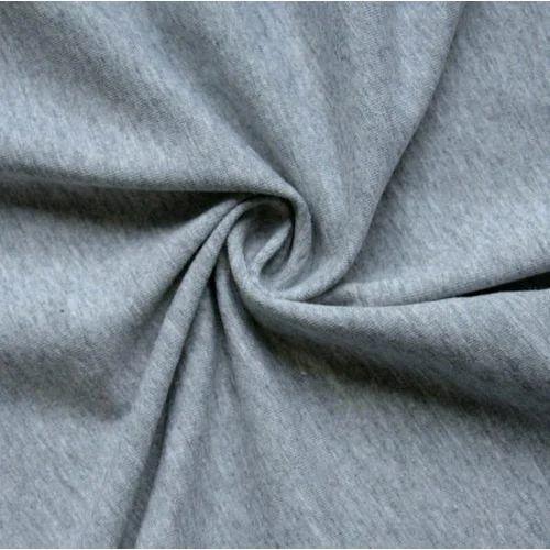 Plain Grey Cotton Jersey Knit Fabric Rs 350 Kilogram Oswal Nit