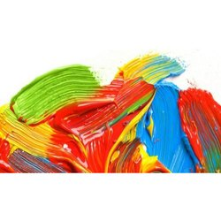 High Gloss Oil Based Paint Acrylic Paints, Packaging Type: Can