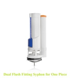 R Dual Flush Fitting, For WC