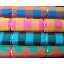 Cotton Polyester BOXER CHECK FABRIC