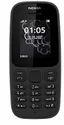 Nokia 105 (Black) Mobile