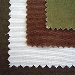 Gots Certified Organic Cotton Made Canvas Dyed Fabrics