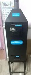 Zero Fuel Sanitary Napkin Burning Machine