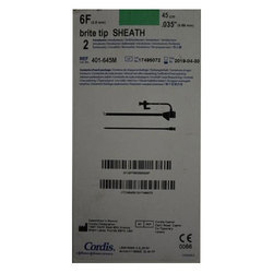 Brite Tip Introducer Sheath