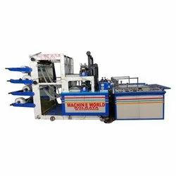 Fully Automatic Biodegradable Garbage Bag Making Machine